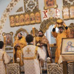 В Карпинске отметили престольный праздник