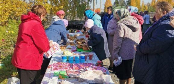 Традиционная Покровская ярмарка прошла в Новой Ляле 20 октября