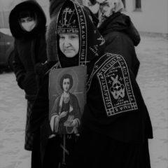 Отошла ко Господу насельница Свято-Пантелеимоновского женского монастыря г. Краснотурьинска схимонахиня Сергия